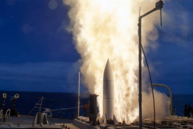 Standard Missile-6 Approved for International Sales: Multi-role missile protects against airborne, ballistic threats