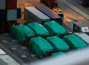 Singapore Demands Return of Armored Cars Detained In HK, China Responds